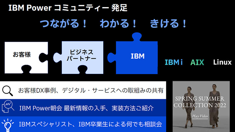 日本IBMの「IBM Powerコミュニティ」